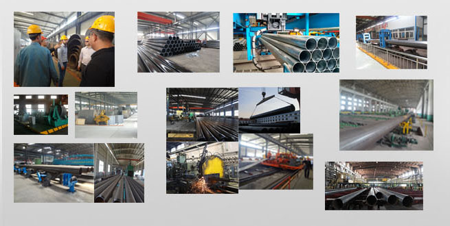Steel Constructions and Oil Tools